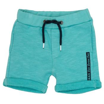 Oblačila Dečki Kratke hlače & Bermuda Ikks POLEMAN Turkizna
