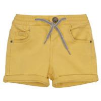 Oblačila Dečki Kratke hlače & Bermuda Ikks XAVIER Rumena