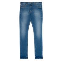 Oblačila Dečki Jeans straight Kaporal JEGO Modra / Svetla