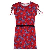Oblačila Deklice Kratke obleke Kaporal JUNE Rdeča