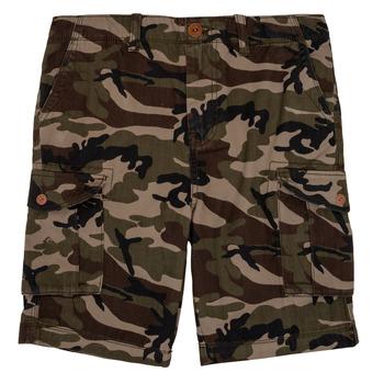 Oblačila Dečki Kratke hlače & Bermuda Quiksilver CRUCIAL BATTLE Kamel