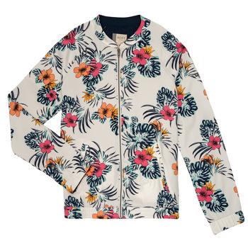 Oblačila Deklice Jakne & Blazerji Roxy LIKE I DO Večbarvna