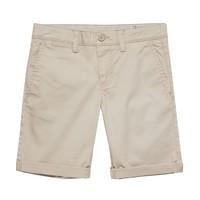 Oblačila Dečki Kratke hlače & Bermuda Teddy Smith SHORT CHINO Bež