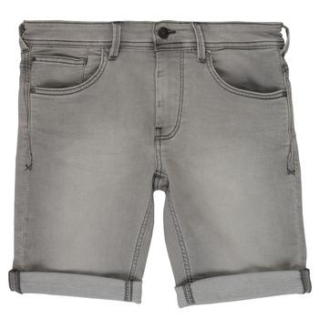 Oblačila Dečki Kratke hlače & Bermuda Teddy Smith SCOTTY 3 Siva