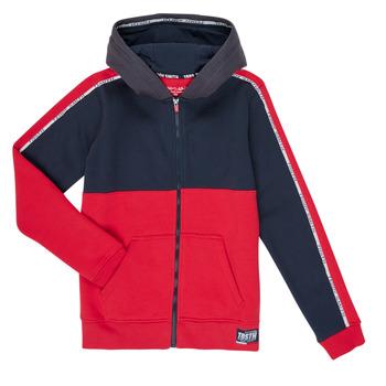 Oblačila Dečki Puloverji Teddy Smith AMY Rdeča