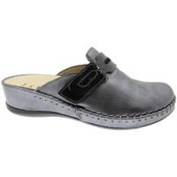 Čevlji  Ženske Cokli Calzaturificio Loren LOM2803gr grigio
