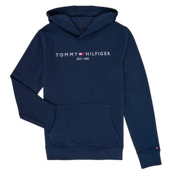 Oblačila Dečki Puloverji Tommy Hilfiger KB0KB05673 Modra