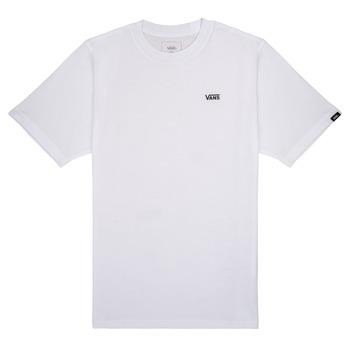 Oblačila Dečki Majice s kratkimi rokavi Vans BY LEFT CHEST Bela