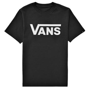 Oblačila Otroci Majice s kratkimi rokavi Vans BY VANS CLASSIC Črna