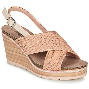 Čevlji  Ženske Sandali & Odprti čevlji Refresh NANI Nude
