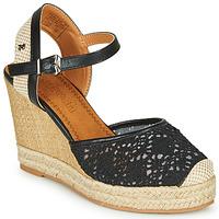Čevlji  Ženske Sandali & Odprti čevlji Refresh LARENA Črna