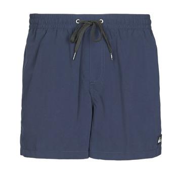 Oblačila Moški Kopalke / Kopalne hlače Quiksilver EVERYDAY VOLLEY Modra