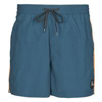 Oblačila Moški Kopalke / Kopalne hlače Quiksilver BEACH PLEASE Modra
