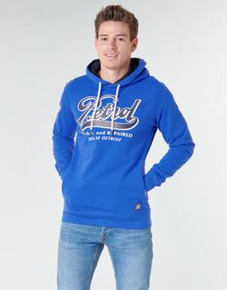 Oblačila Moški Puloverji Petrol Industries SWEATER HOODED Seascape