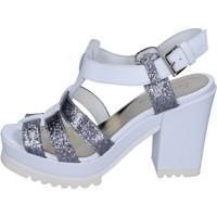 Čevlji  Ženske Sandali & Odprti čevlji Sergio Cimadamore sandali pelle Bianco