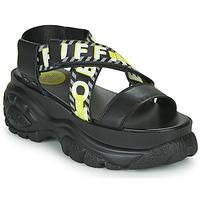 Čevlji  Ženske Sandali & Odprti čevlji Buffalo 1501036 Črna
