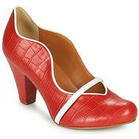 Čevlji  Ženske Salonarji Cristofoli NEFI Rdeča