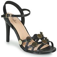 Čevlji  Ženske Sandali & Odprti čevlji Menbur CACCURI Črna