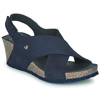 Čevlji  Ženske Sandali & Odprti čevlji Panama Jack VALESKA Modra