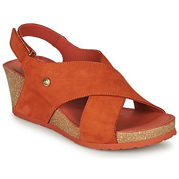 Čevlji  Ženske Sandali & Odprti čevlji Panama Jack VALESKA Kostanjeva