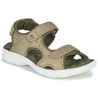 Čevlji  Moški Sandali & Odprti čevlji Panama Jack SALTON Zelena