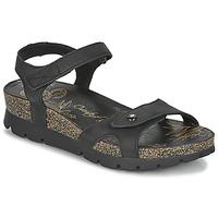 Čevlji  Ženske Sandali & Odprti čevlji Panama Jack SULIA Črna