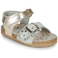 Čevlji  Deklice Sandali & Odprti čevlji Mod'8 KORALY Pozlačena