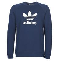 Oblačila Moški Majice s kratkimi rokavi adidas Originals  Modra