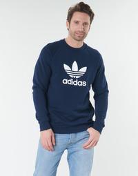 Oblačila Moški Majice z dolgimi rokavi adidas Originals ED5948 Modra
