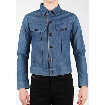 Oblačila Moški Jakne & Blazerji Lee X Biker Rider L887DNXE blue
