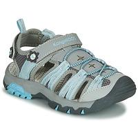 Čevlji  Deklice Športni sandali Kangaroos KT-SONATA Siva