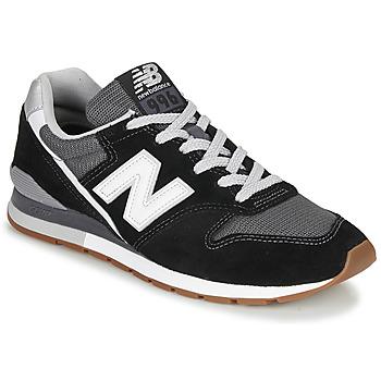 Čevlji  Nizke superge New Balance 996 Črna / Bela