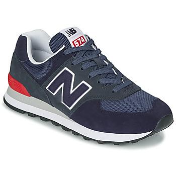 Čevlji  Nizke superge New Balance 574 Modra