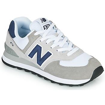 Čevlji  Nizke superge New Balance 574 Siva