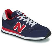 Čevlji  Moški Nizke superge New Balance 500 Modra / Rdeča