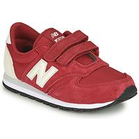Čevlji  Otroci Nizke superge New Balance 420 Rdeča