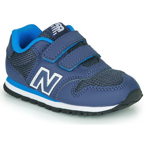 Čevlji  Dečki Nizke superge New Balance 500 Modra