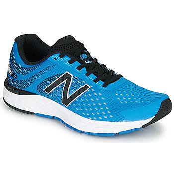 Čevlji  Moški Tek & Trail New Balance M680SE7 Modra