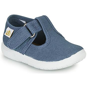 Čevlji  Otroci Balerinke Citrouille et Compagnie MATITO Modra