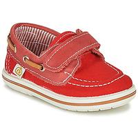 Čevlji  Dečki Mokasini & Jadralni čevlji Citrouille et Compagnie GASCATO Rdeča