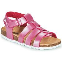 Čevlji  Deklice Sandali & Odprti čevlji Citrouille et Compagnie MALIA Rožnata
