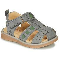Čevlji  Dečki Sandali & Odprti čevlji Citrouille et Compagnie MERKO Kaki
