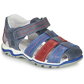 Čevlji  Dečki Sandali & Odprti čevlji Citrouille et Compagnie MARIDO Modra