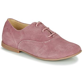 Čevlji  Deklice Čevlji Derby Citrouille et Compagnie MISTI Rožnata