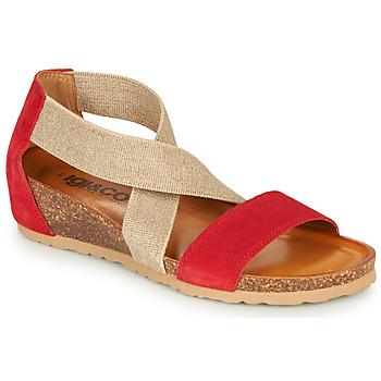 Čevlji  Ženske Sandali & Odprti čevlji IgI&CO 5198177 Rdeča