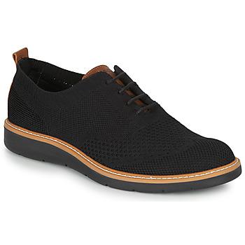 Čevlji  Moški Čevlji Derby IgI&CO 5106700 Črna