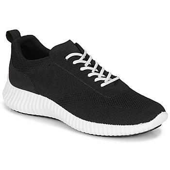 Čevlji  Moški Nizke superge IgI&CO 5123422 Črna