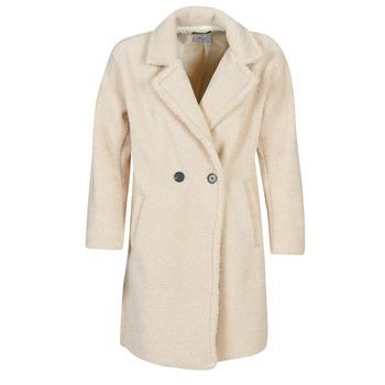 Oblačila Ženske Plašči Betty London  Bež