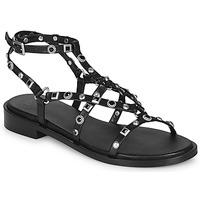 Čevlji  Ženske Sandali & Odprti čevlji Bronx THRILL Črna