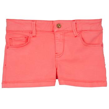 Oblačila Deklice Kratke hlače & Bermuda Billieblush / Billybandit NOZA Rožnata